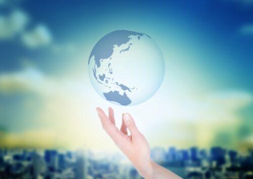 素材・地球・都市世界